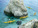 The Island of Elba by Sea Kayak
